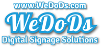 wedods-logo-digital-signage