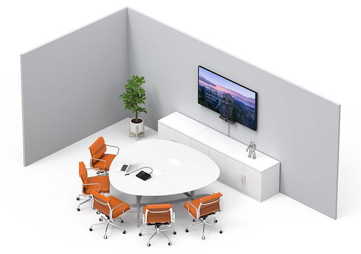 kleiner-konferenzraum-microsoft-rooms-logitech-meeting