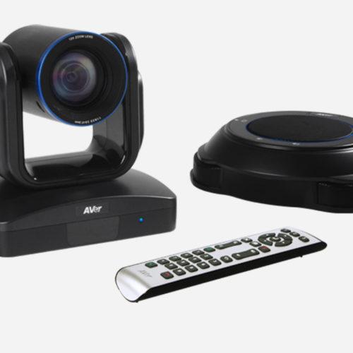 AVer-VC520-Pro-Videokonferenzsystem-Full-HD-Kamera-und-Mikrofon-fuer-mittelgrosse-und-grosse-Raeume