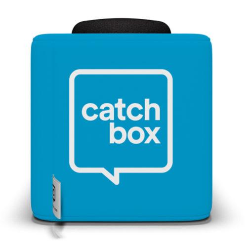 Catchbox-Lite-Wurfmikrofon-WiFi-24GHz-Blau
