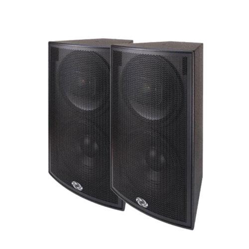 CRESTRON-VECTOR-15-3-Performance-Front-Lautsprecher-schwarz-VECTOR