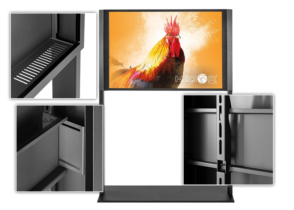 Hagor-vis-it-frame-landscape-Indoor-Stelen-verschiedene-Groessen