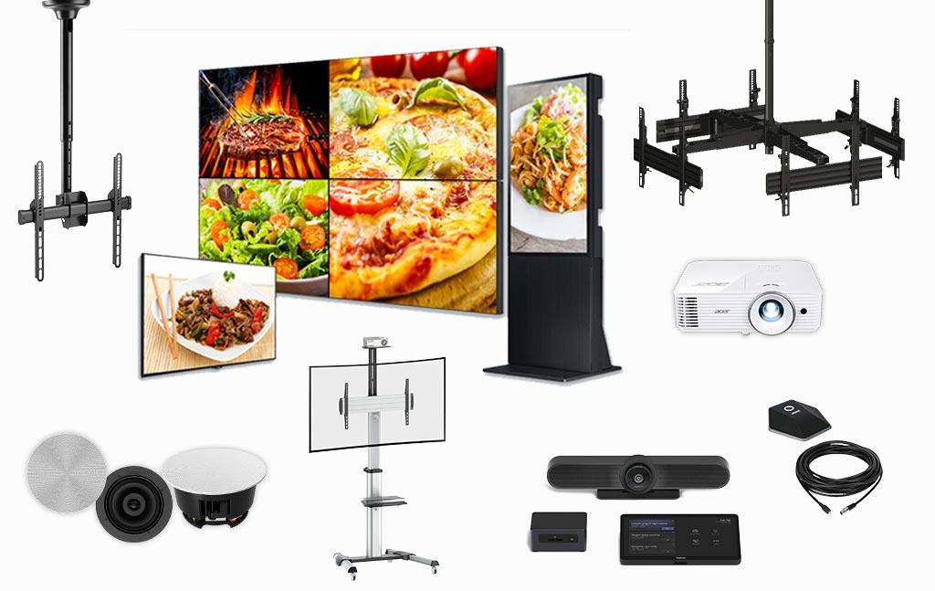 WeDoDs-AV-System-Video-Konferenzsystem-Beamer-Digital-Signage